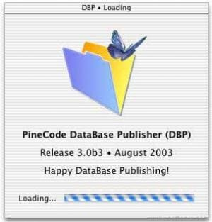 PineCode DataBase Publisher