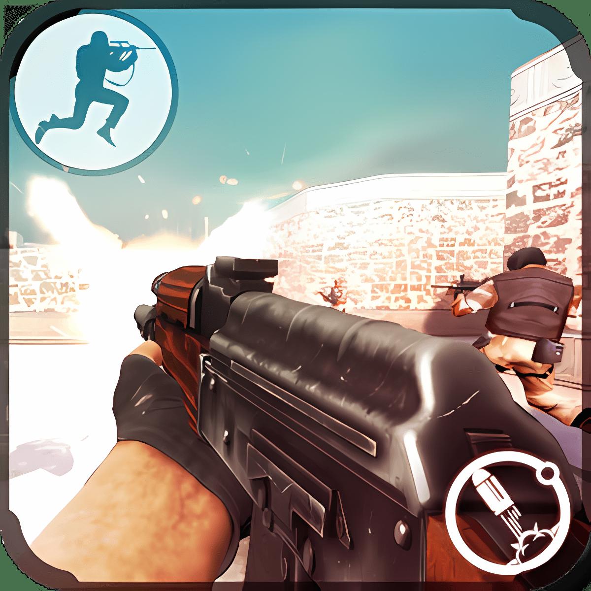 Counter Terrorist 2-Trigger 1.0