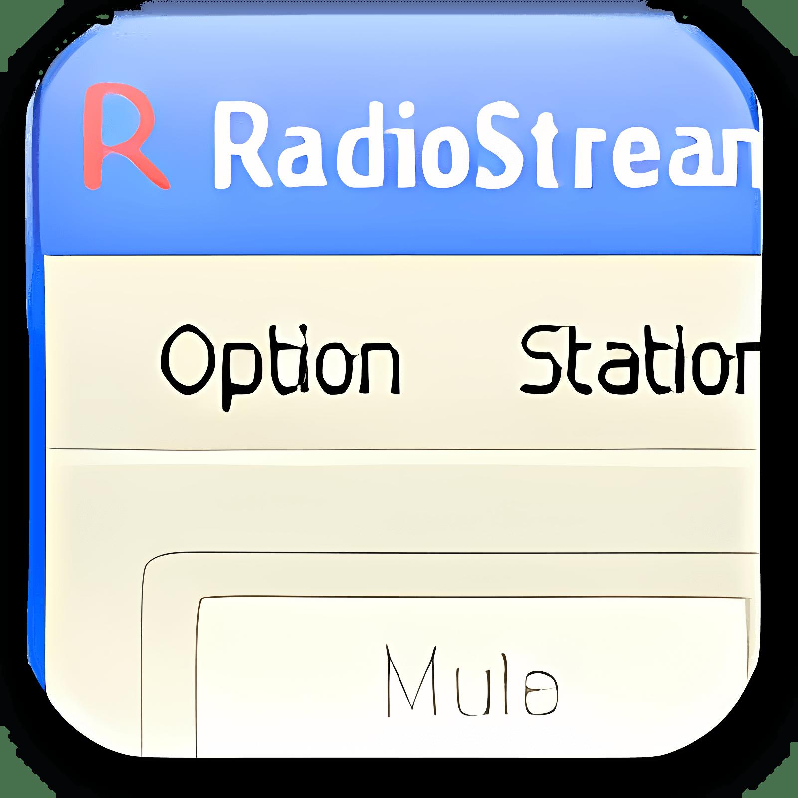 Radio Stream Player