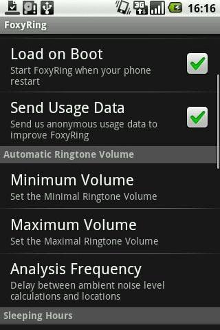 FoxyRing Smart Ringtone
