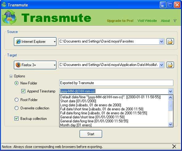 Transmute Portable