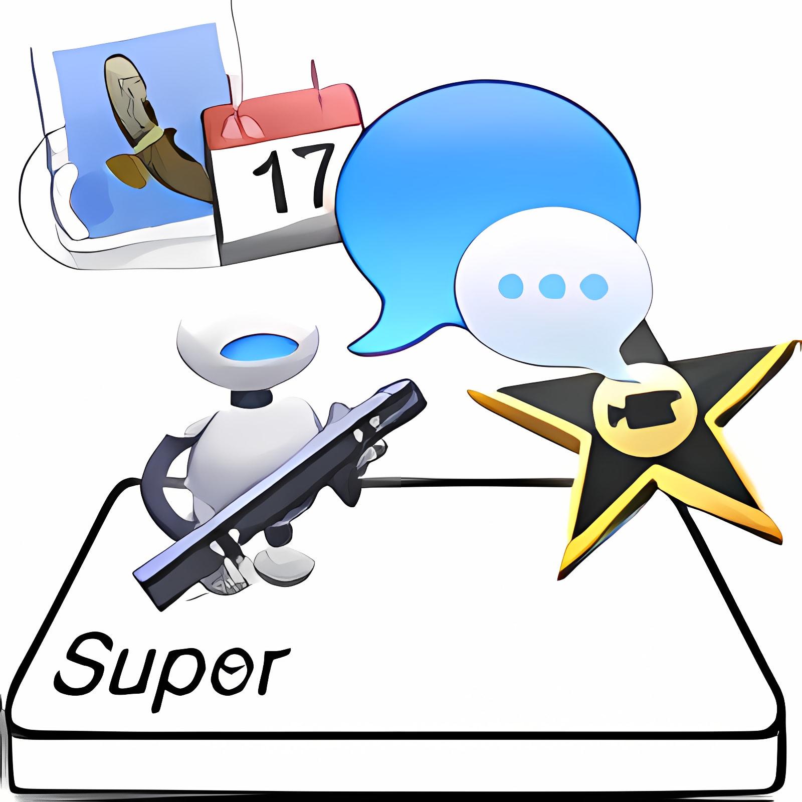SuperTab for Mac