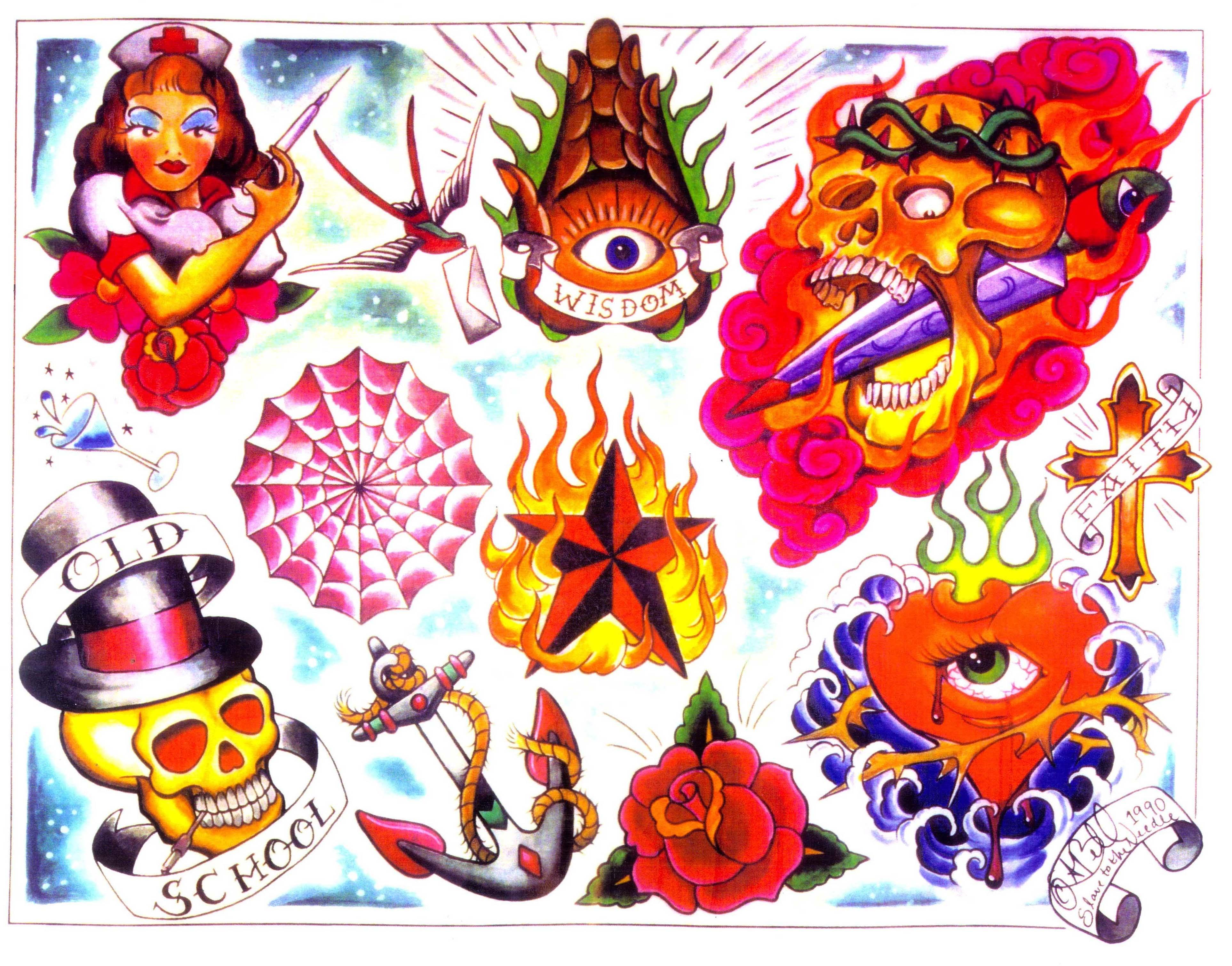 Aaron Bell Tattoo