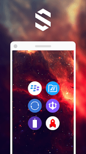 S8 Pixel - Icon Pack