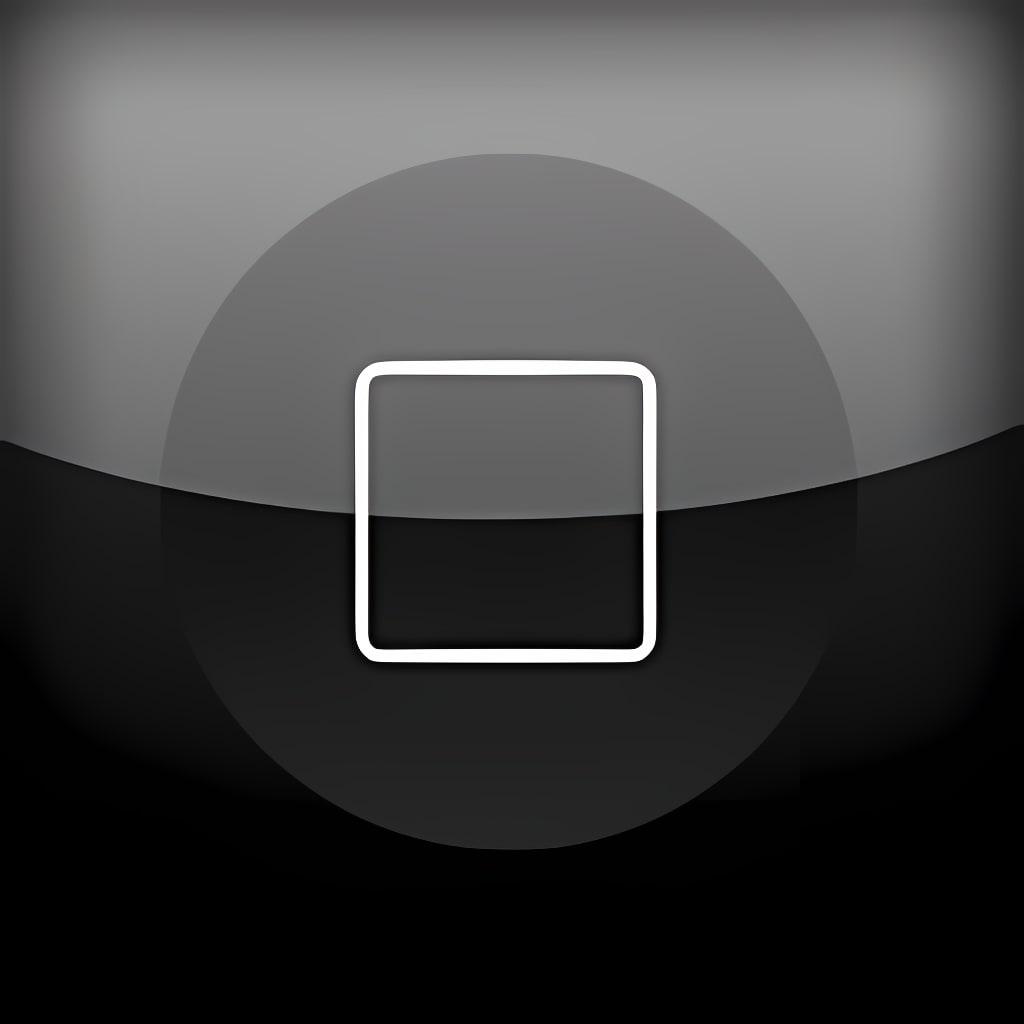 Tema iPhone GO Launcher Ex