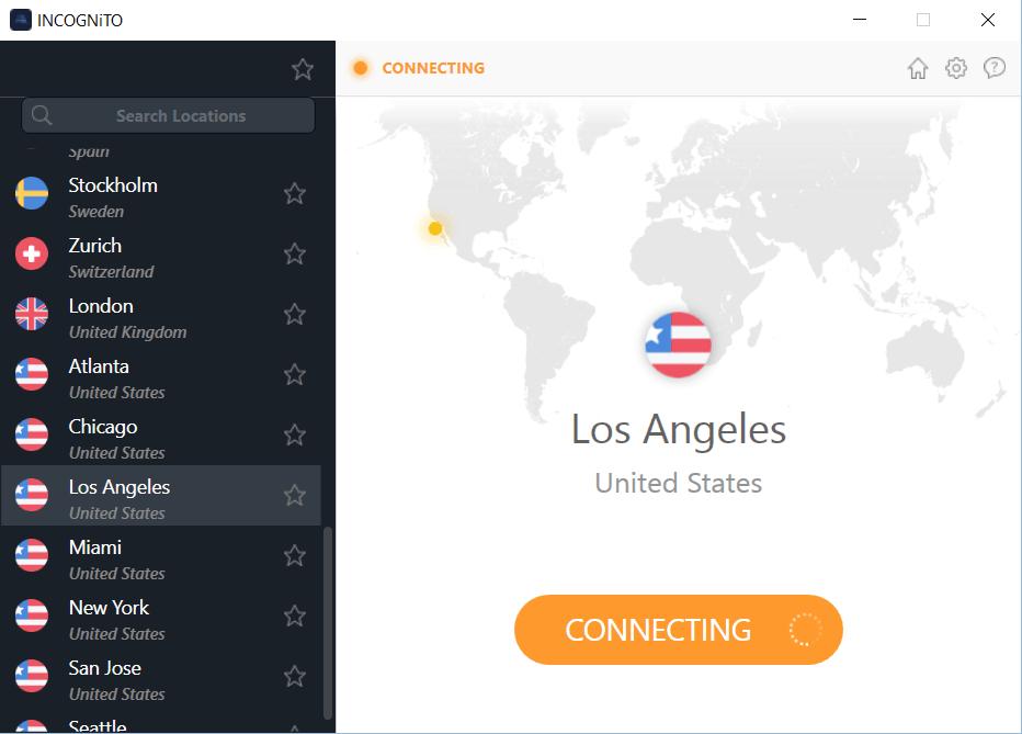Incognito VPN - Download
