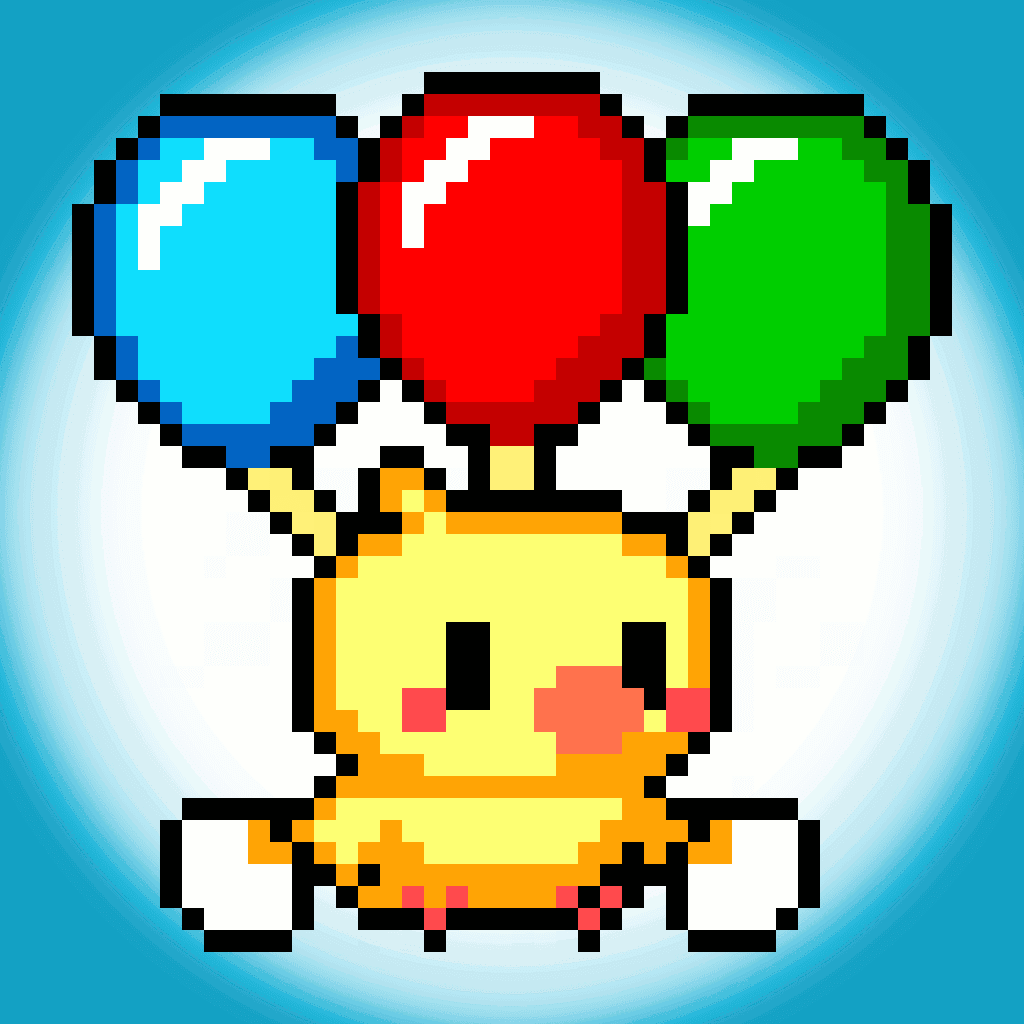 Chick Chick Balloon 1