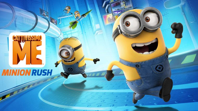 Despicable Me: Minion Rush Apk v1.7.2 (Free Shopping ...