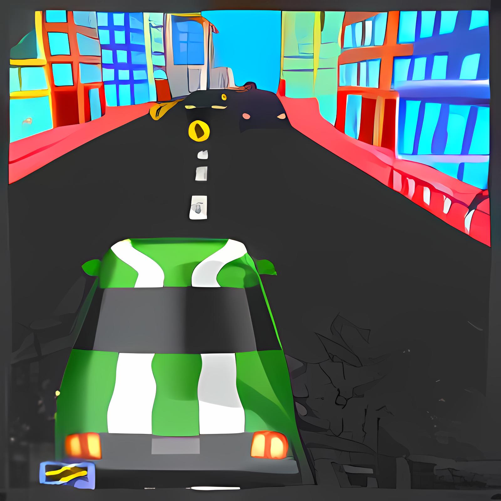 Traffic Racer Crazy 1.6