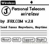 Personal Telecom Wireless by JFAX.C