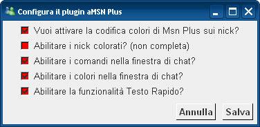 aMSN Plus!