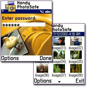 Handy PhotoSafe