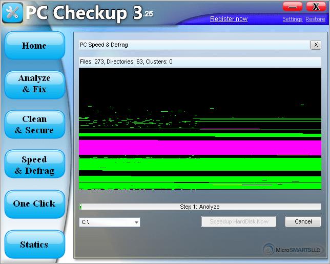 PC Checkup