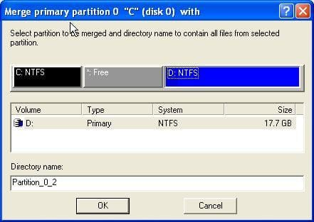 Norton Partition Magic