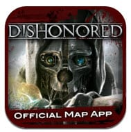 Dishonored Official Map App 1.0