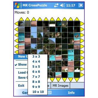 MR CrossPuzzle