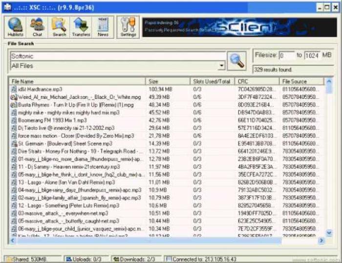 XSC (XS Client)
