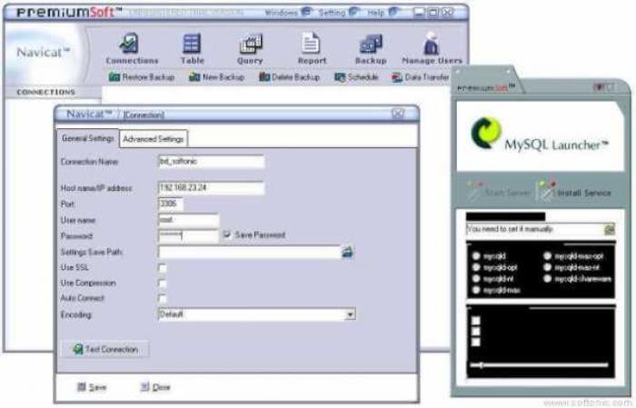 PremiumSoft MySQL Studio