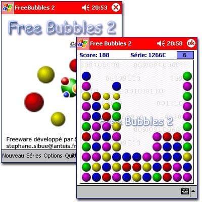 FreeBubbles