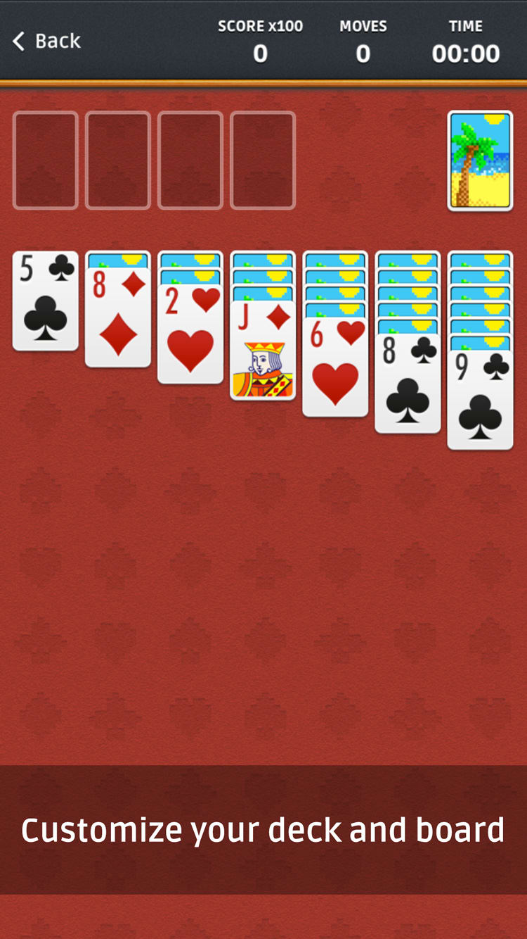 Solitaire - Patience Card Game