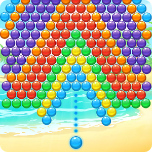Bubble Beach Blast Varies with device