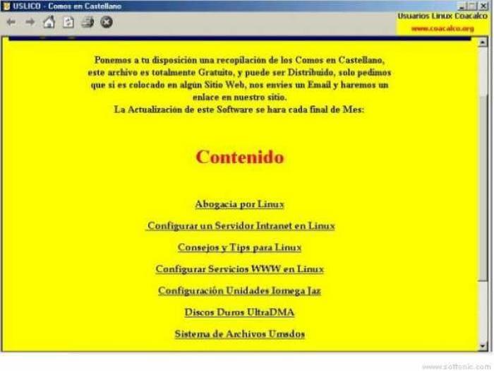 Ebook de Comos en Español