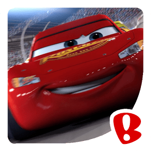 Lightning McQueen Racing