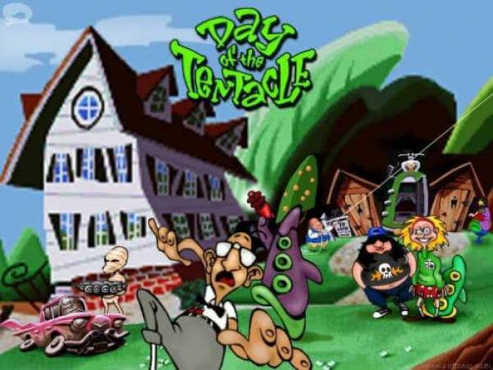 Day Of The Tentacle Theme