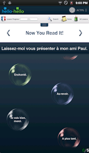 Hello-Hello Francés (Tableta)