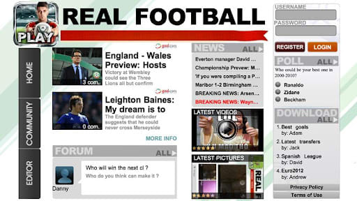 real football 2010 android full version
