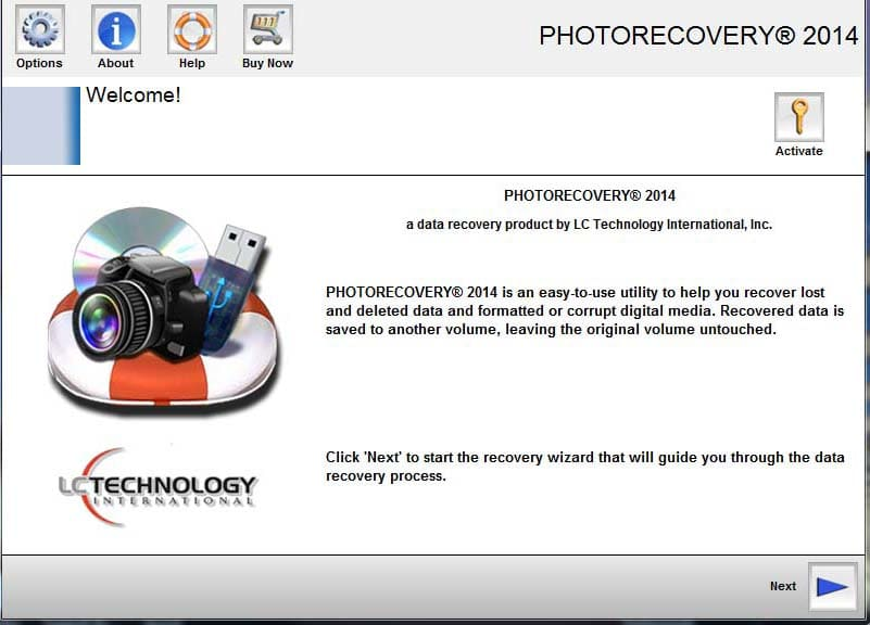PHOTORECOVERY 2016 for Mac
