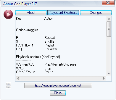 CoolPlayer+ Portable
