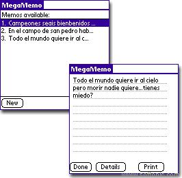 MegaMemo