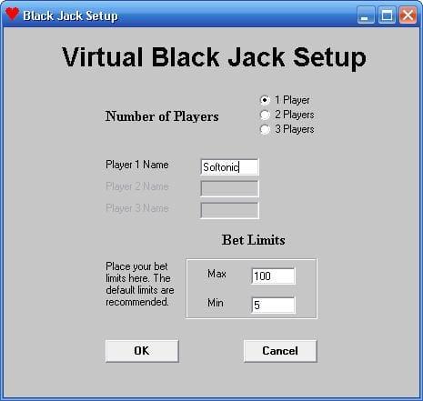 Visual BlackJack