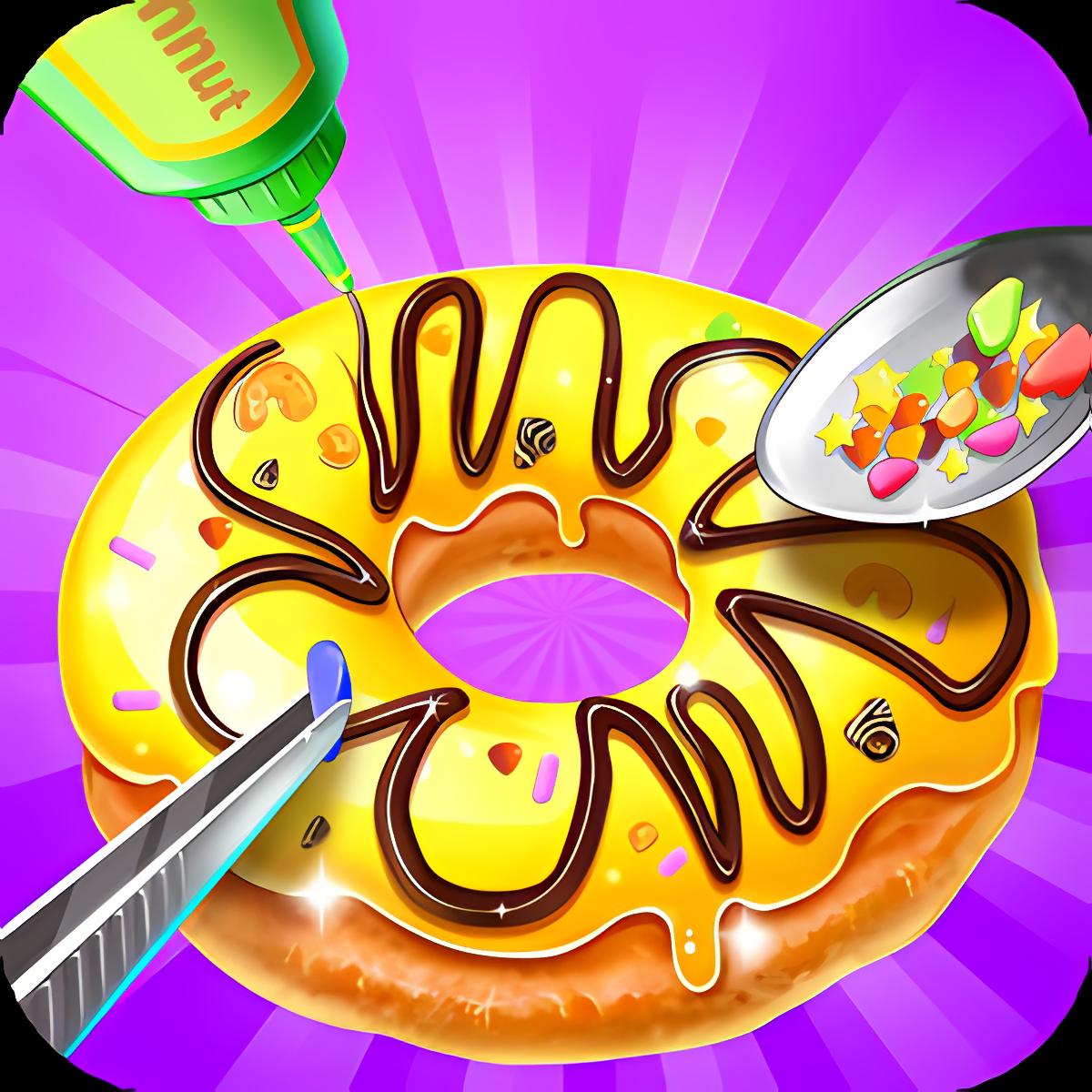Donut Shop - Kids Cooking 1.1.3020