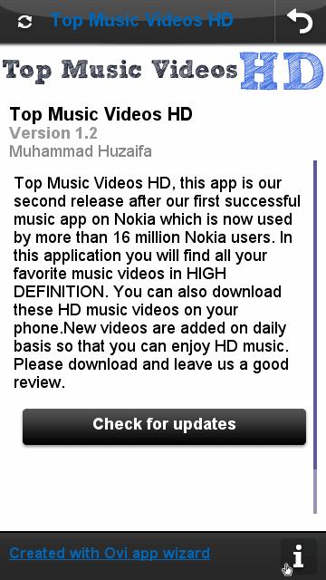 Top Music Video HD