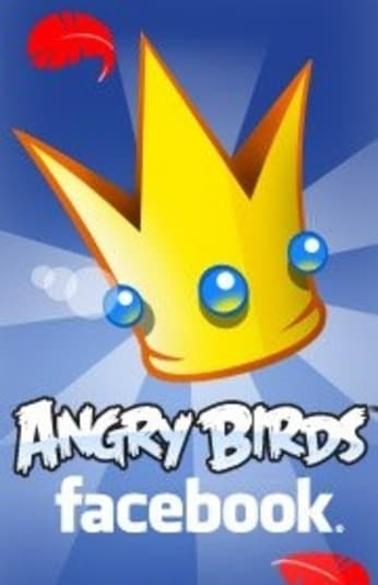 Angry Birds Friends per Facebook