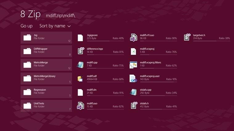 скачать бесплатно программу Zip для Windows 8 на русском языке бесплатно - фото 10