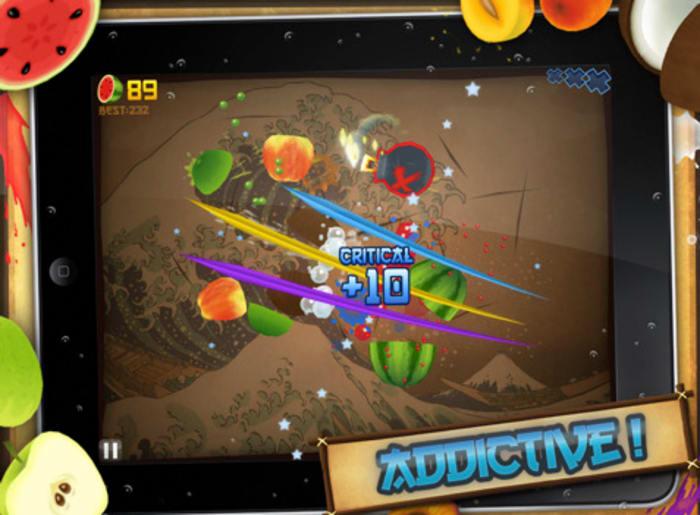Fruit Ninja HD Free
