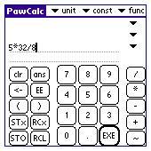 PawCalc