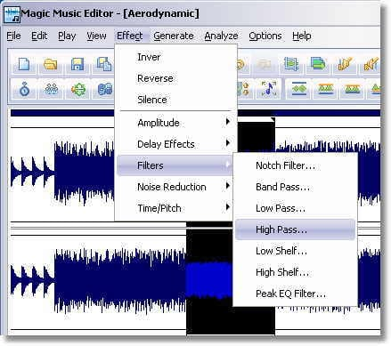Magic Music Editor