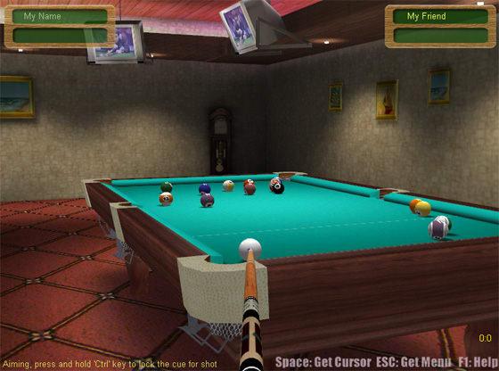 3D Live Pool