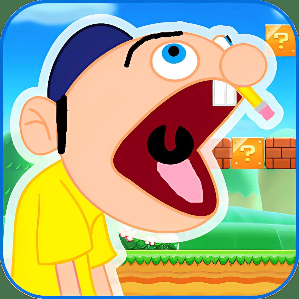 Jeffy The Puppet : Run Subway