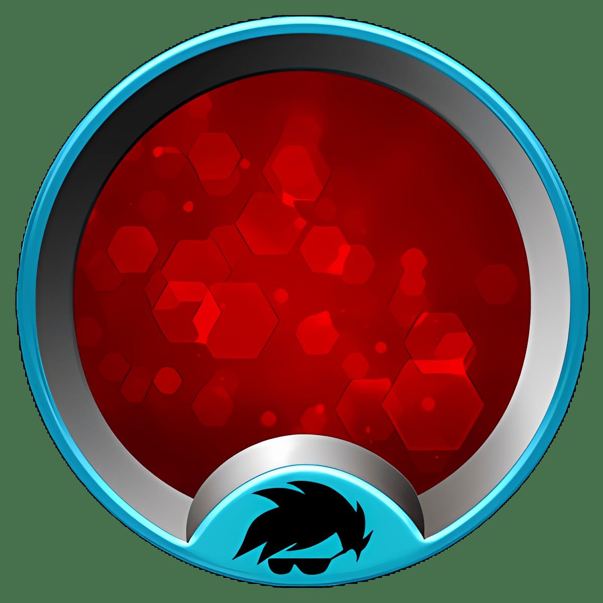 Rojo Y Negro Launcher Theme