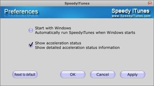 SpeedyiTunes