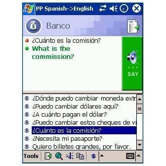 Lingvosoft PhraseBook Spanish-English