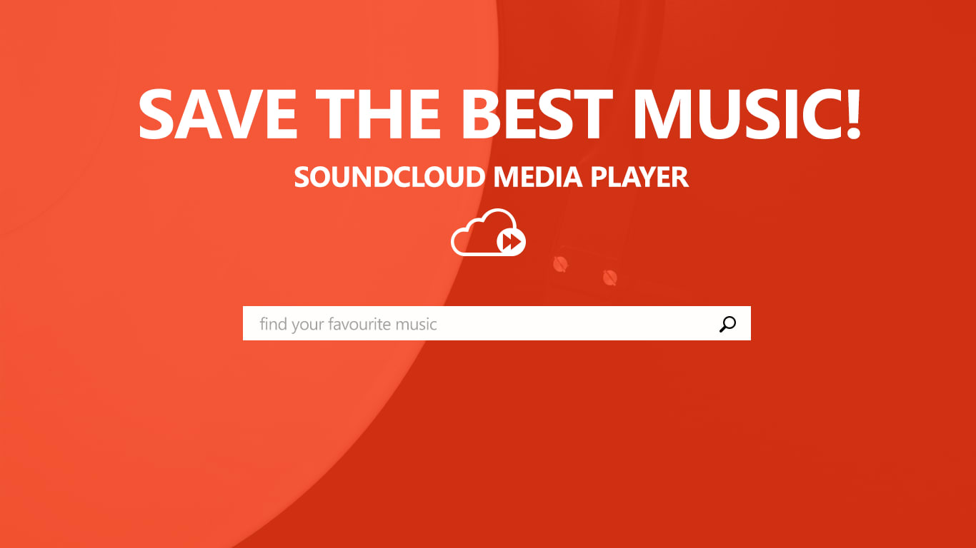 SoundCloud Media Player