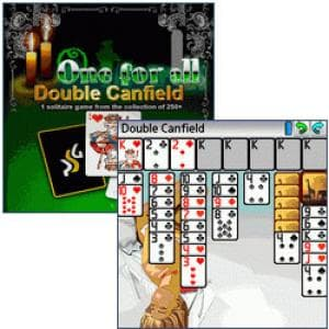 Double Canfield Solitaire