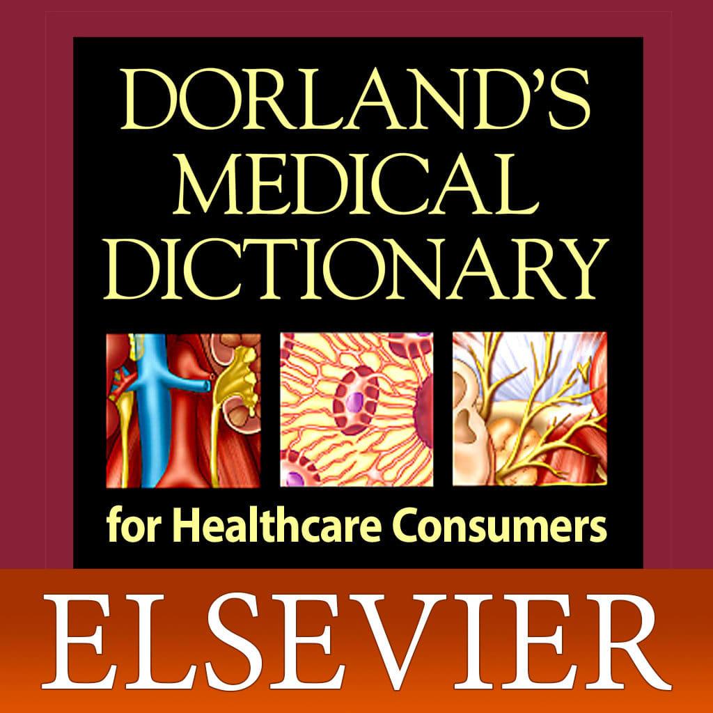 Dorland's Medical Dictionary, Elsevier