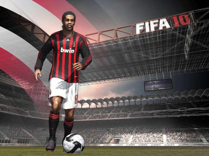 FIFA 10 Papel de parede